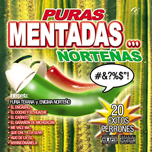 Enigma Norteño Stream or buy for $9.49 · Puras Mentadas… Norteñas [Expl..
