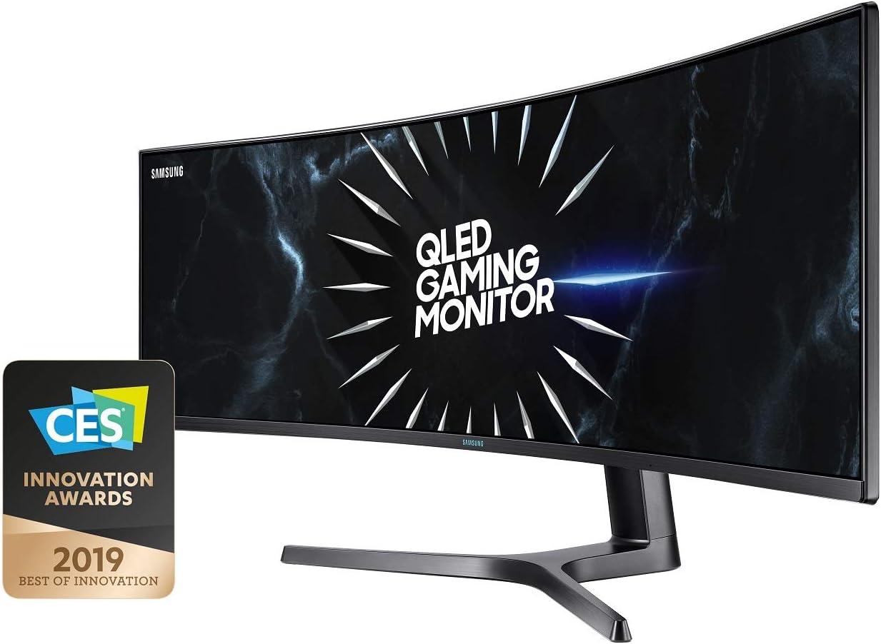 Samsung C49rg94ssu 124 20 Cm Curved Gaming Monitor Computer Zubehör