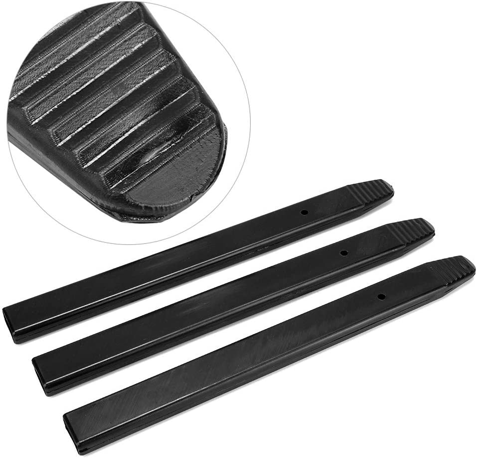 3Pcs Pry Bar Long Socks Rim Protector Tire Changer Lever Cover Protector Tire Bead Lifting Tool