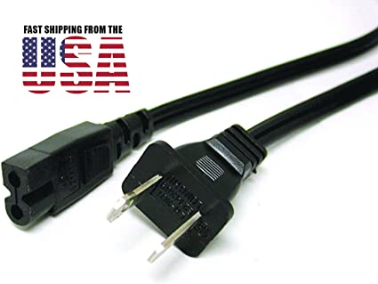 PlatinumPower AC Power Cord Cable For Sony ZS-S41P ZSS41P CFDS350SIL CFD-S350 CD Boombox