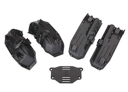 Amazon.com: Traxxas 8080 TRX-4 Fenders interior (flecha ...