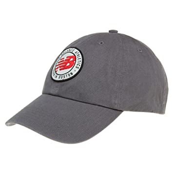 New Balance Mens 6-Panel Curved Brim Cap: Amazon.es: Deportes y ...