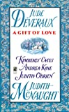 A Gift of Love, Andrea Kane and Kimberly Cates, 0671536613