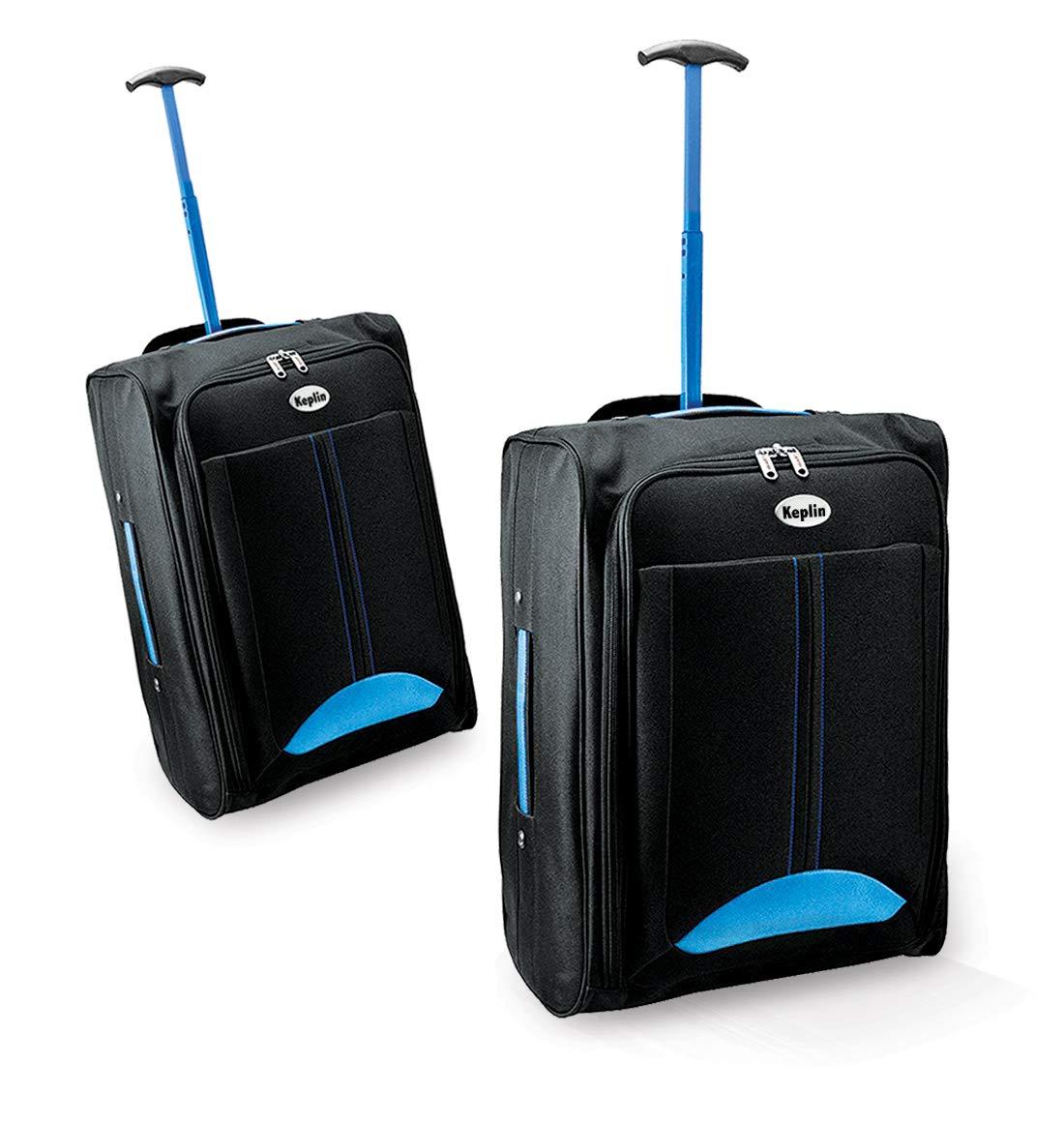 Amazon.com: KEPLIN - Maleta ligera para equipaje de mano con ...