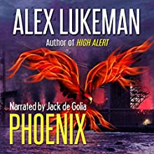 Phoenix: The Project, Book 16 Audiobook by Alex Lukeman Narrated by Jack de Golia