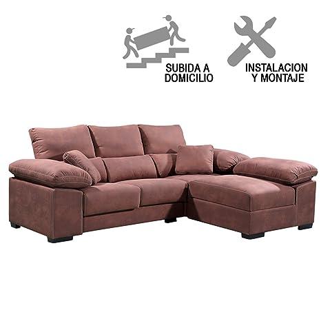 Novohogar Amplio y Confortable sofá de 3 plazas módulo ...