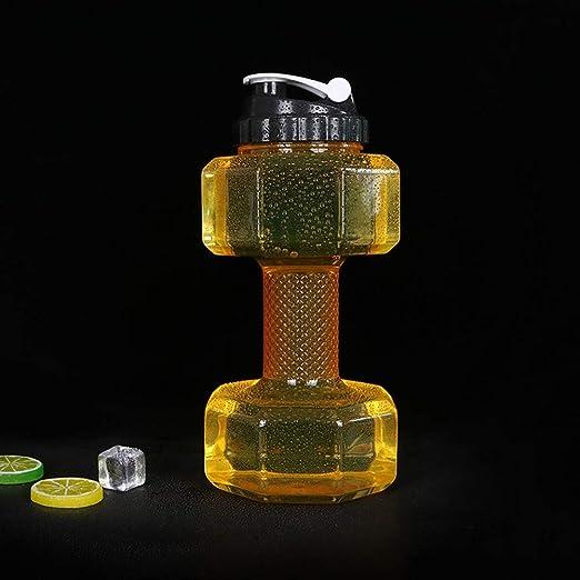 PSATO Creativa Taza con Mancuernas, Botella De Agua para Escalada ...