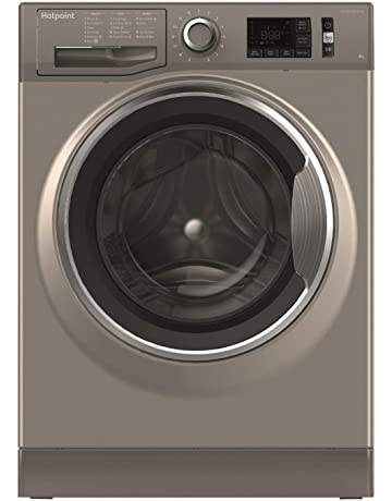 Hotpoint NM11946GCAUK A+++ Rated Freestanding Washing Machine - Graphite [Energy Class A+++]