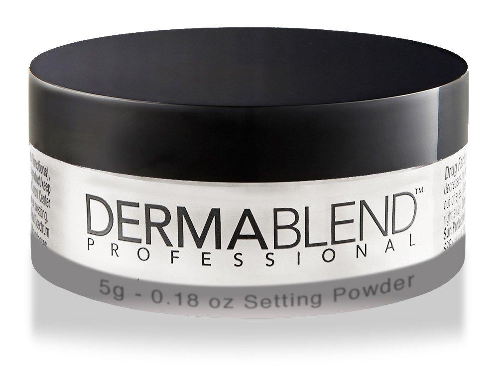 Dermablend Loose Setting Powder, Original, 0.18 Oz. (Sample Size)