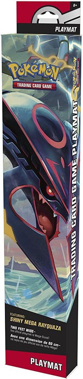 Pok/émon Trading Card Game Pokemon International U170305 Shiny Mega Rayquaza Playmat