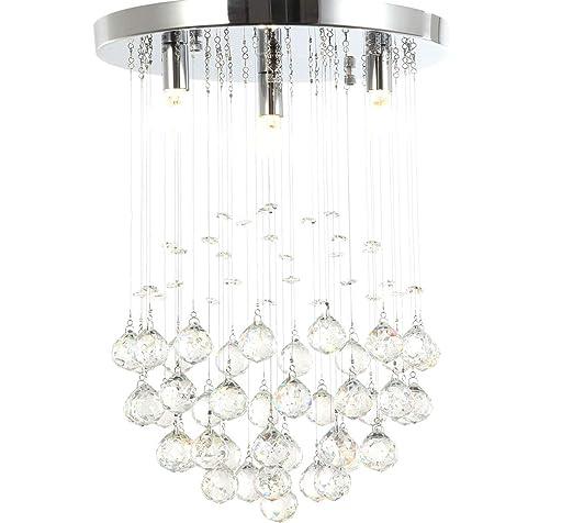 Lámpara de techo de cristal, Araña de cristal lámpara de ...
