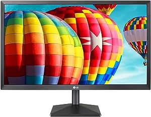 LG Full HD Monitor - 24MK430H-B