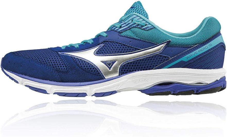 MIZUNO - Zapatillas de Running para Hombre Azul Azul, Color Azul ...