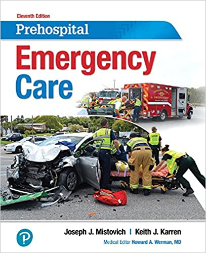 Emergency Care 13th Edition Pdf