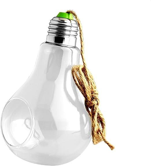 Tealight Holder Light Bulb Glass Tealight Holder Decorative Light Bulb Decor