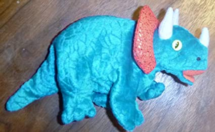 Image Unavailable. Image not available for. Color  TY Beanie Babies Hornsly  Dinosaur ... f9c43da8479d