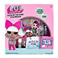 L.O.L. Surprise Glow-In-The-Dark Scrapbook by Horizon Group…