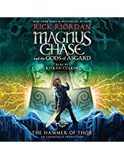The Hammer of Thor: Magnus Chase and the Gods of Asgard, Book 2