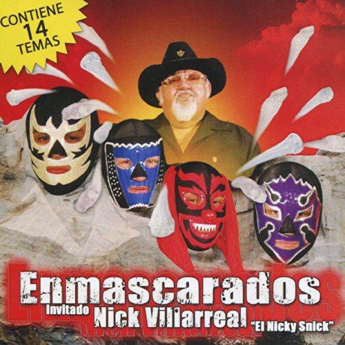 ... Enmascarados Invitado Nick Vil.