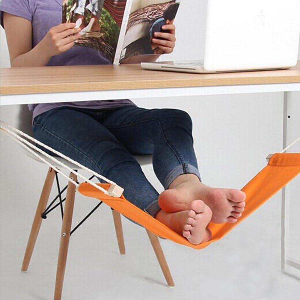 Infinitely Great Home Decor Center Foot Hammock Portable Adjustable Mini  Foot Rest Stand Office Desk Feet Hammock Under The Desk Foot Pedal:  Amazon.co.uk: Garden & Outdoors