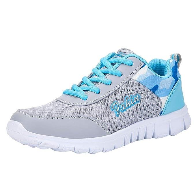 becbb5508fcbd BaZhaHei Sneakers Leggere Donna Fondo Piatto