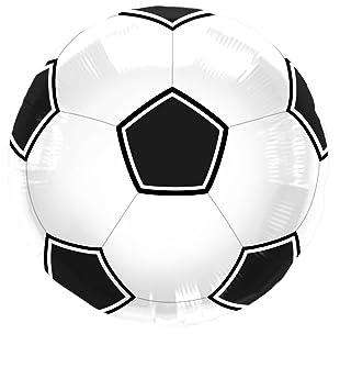 Folienballon Fussball Fussball Em Wm Heliumballon Ballon