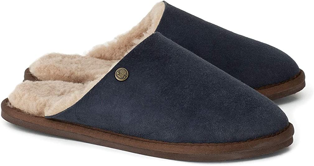 Co Womens Open Back Mule Slippers Made