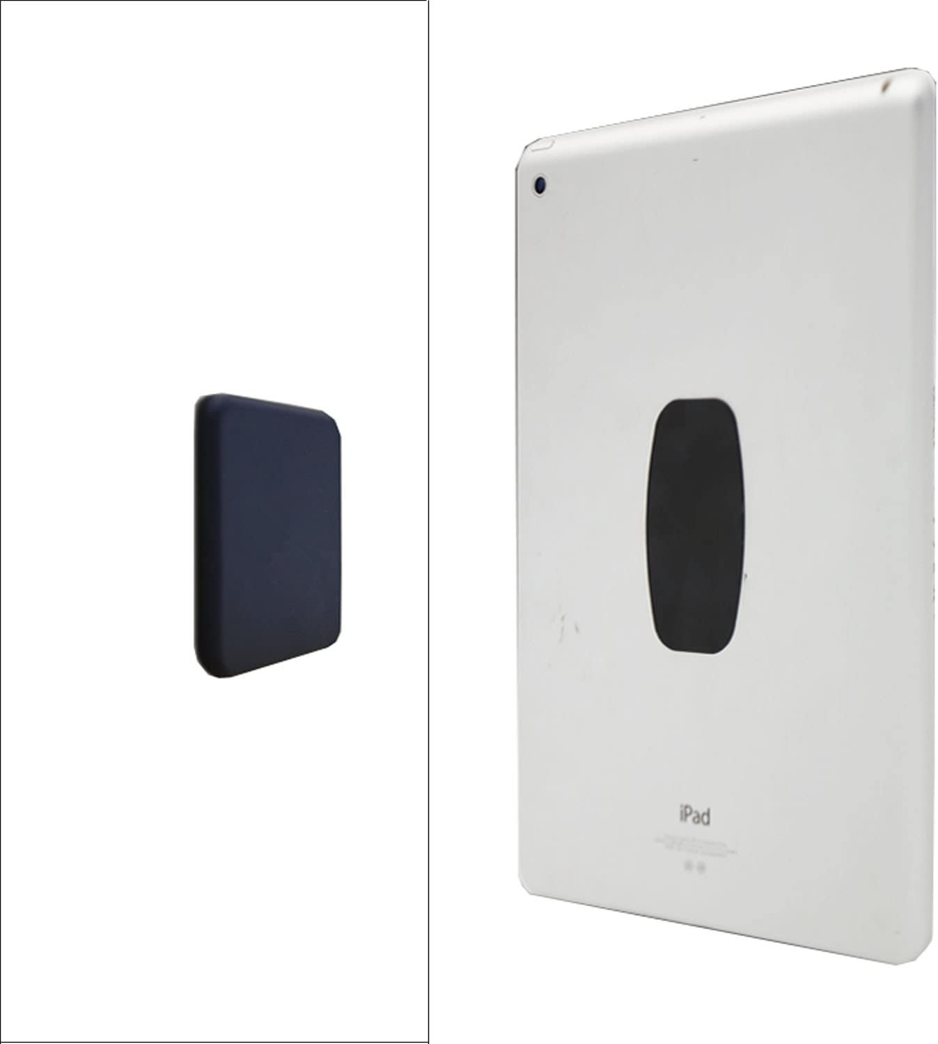 AiTrust Wall Mount Tablet Magnetic Stand Magnet Adsorption Principle Convenience to Pick-and-Place Support All Tablets for iPad Pro Air