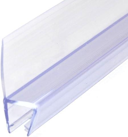 Joint pour Douche Joint Porte Douche /Épaisseur de Verre de 4mm /à 6mm Douche Joint de Rechange Joints Douche Joint /Étanch/éit/é PS009 75cm