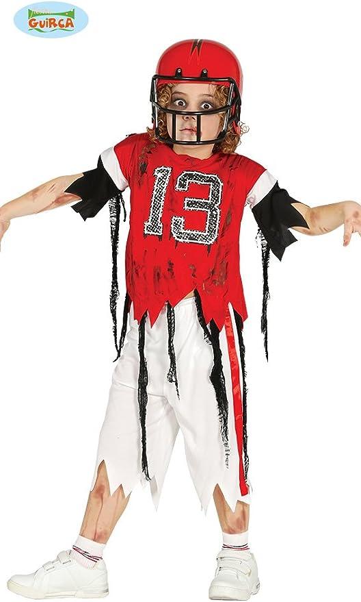Guirca 87329 - Quarterback Zombie Infantil Talla 7-9 Años: Amazon ...