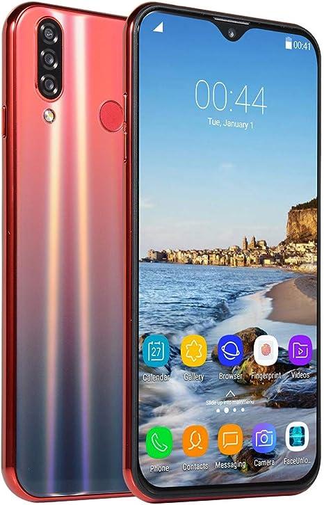HSKB Nova5 Smartphone sin Contrato, 8 Core 6,3 Pulgadas, Face ...