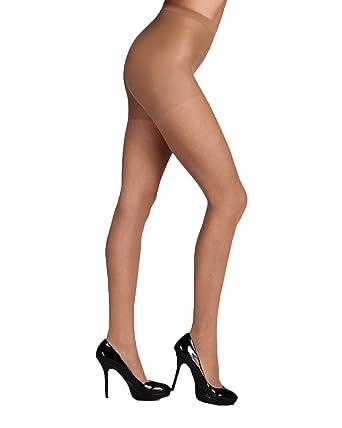 4e2fdc73d731b Lady Sofia 5 PAIR PACK Sheer Tights 20 Denier Matt Finish Plain:  Amazon.co.uk: Clothing