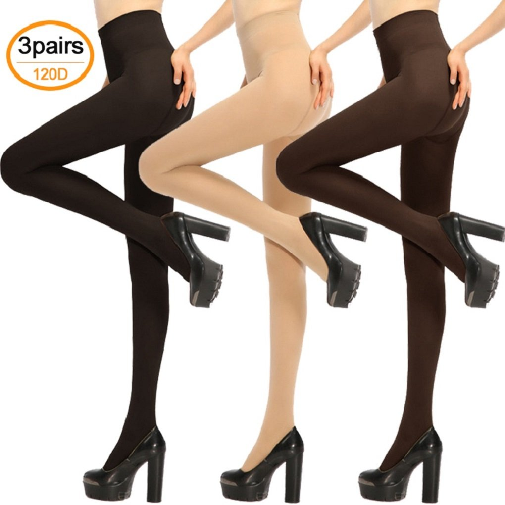 Pantyhose Compression Stockings Support Fashion Women High Leg Slimming
