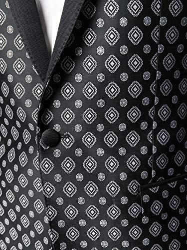 Gabbana Homme Noir E Gk18mthjmbds8350 Dolce Polyester Costume 6pZ1xWw