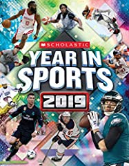 The must-have guidebook for young sports fans is back for its 10th year, with the latest news and features on the top athletes and sports moments from the past year.A thrilling look at the past year for sports fans of all ages!Scholast...