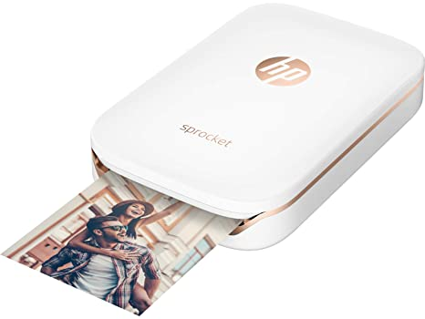 HP Sprocket X7N07A - Impresora sin Tinta: Amazon.es: Informática