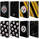 Official NFL 2017/18 Pittsburgh Steelers Leather Book Wallet Case Cover for Apple iPad Mini 1/2 / 3