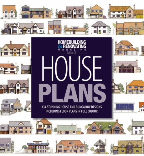 The Homebuilding And Renovating Book Of House Plans: 333 Inspirational UK  Home Plans In Full Colour: Amazon.co.uk: Homebuilding And Renovating: ...