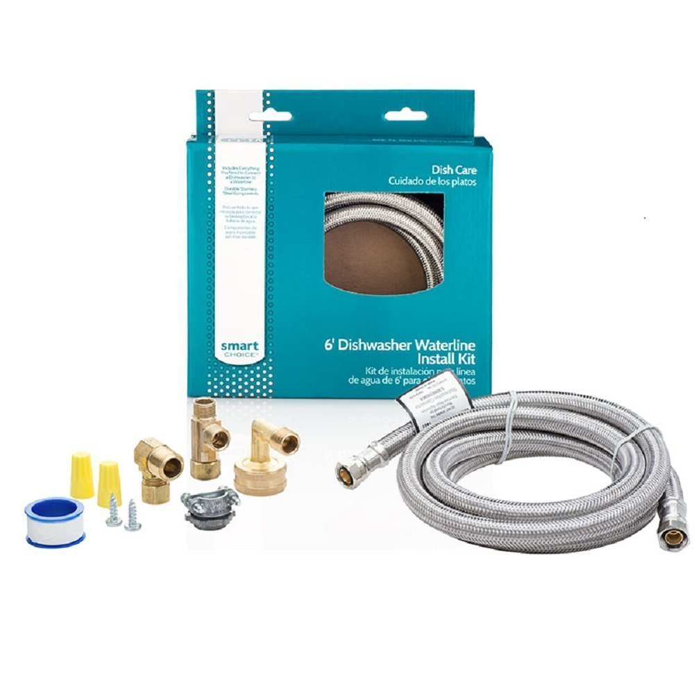 Amazon.com: 6\' Dishwasher Waterline Install Kit: Home Improvement