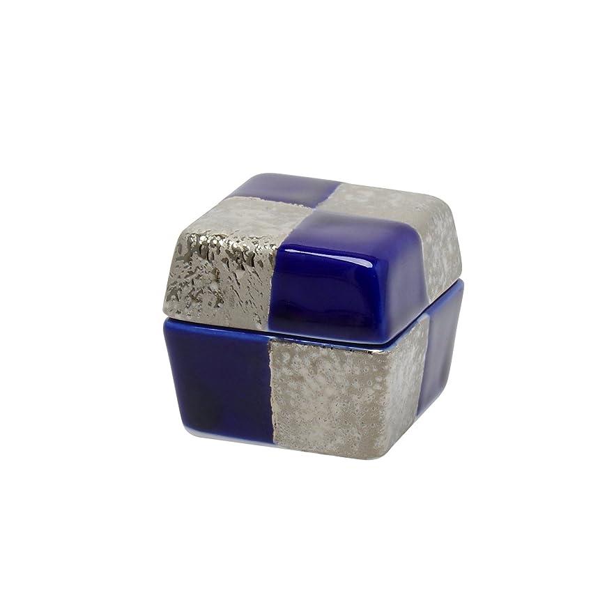 独立した任命コンパス有田焼 二色花 特小蓋付珍味 5.5cm 賜光窯 sic0353