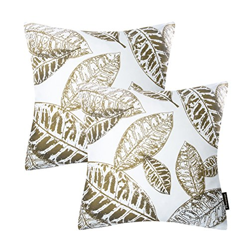 Phantoscope New Living Series Falling Leaves Throw Pillow Cu
