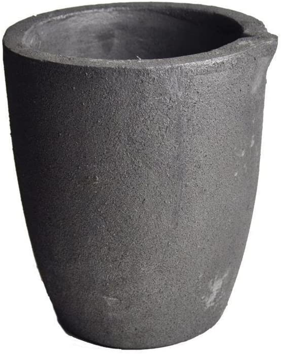 A2 Silicon Carbide Graphite Crucible Furnace Torch Gold Copper Melting Smelting