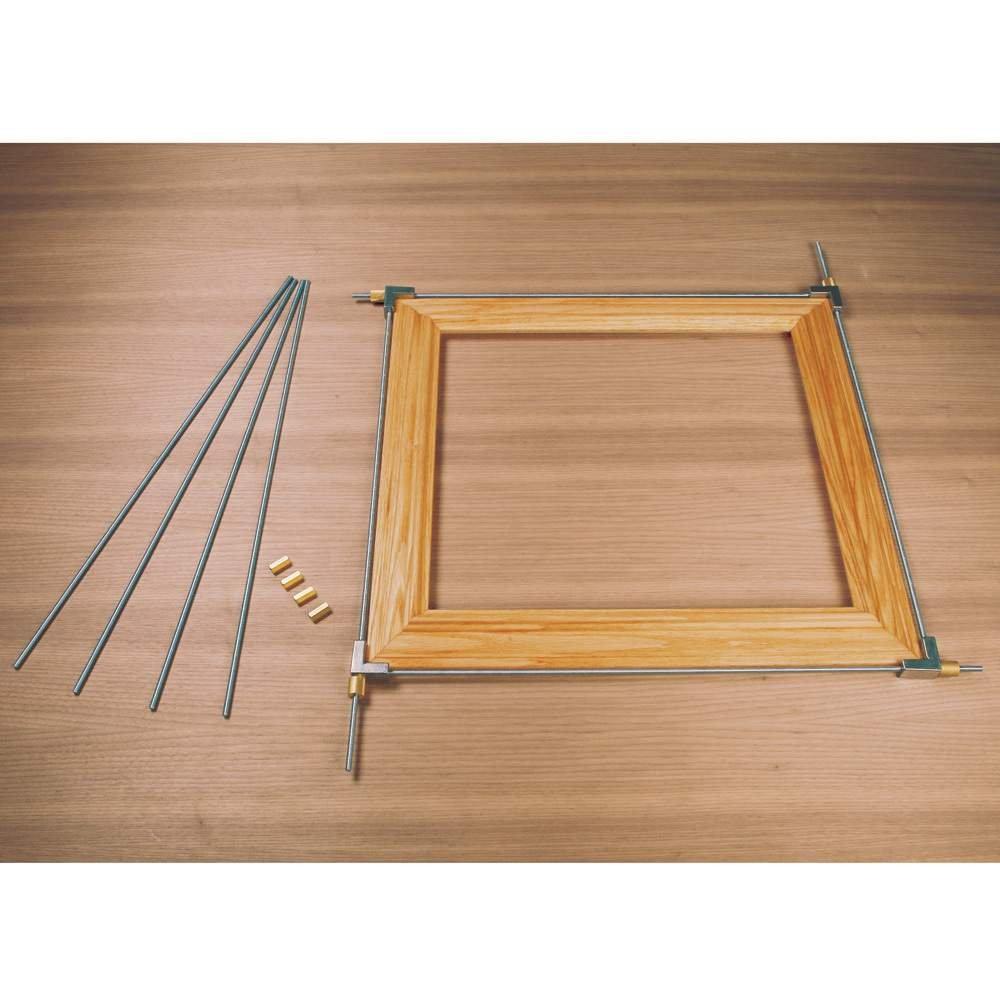 Quick-Release Corner Framing Clamp Kit by Rockler
