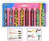 Best Colors With Mixed - Mixed-Colors Crayon Set, Washable Non Toxic Crayons Safe Review