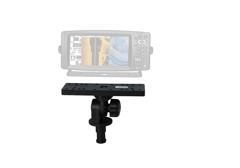 Brocraft Marine Universal Electronic Mount,Boat Fish Finder /& GPS Electronics Mount