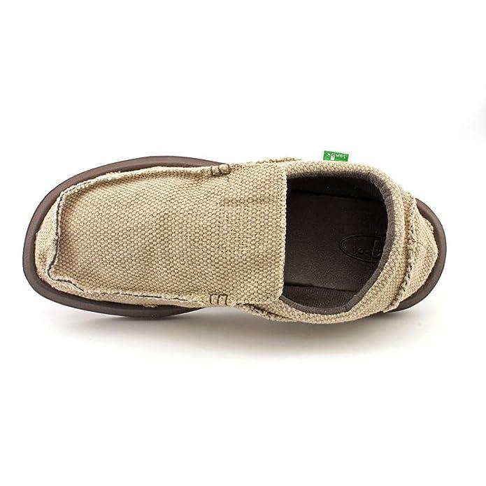 size 40 a7e8d 70ebd Amazon.com   Sanuk Men s Chiba Sidewalk Surfer Shoe   Loafers   Slip-Ons
