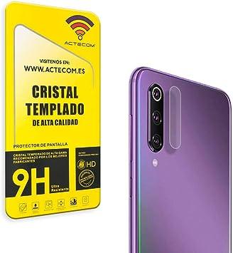 actecom Protector Camara para Samsung A70 Cristal Vidrio Templado ...