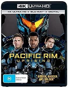 Pacific Rim Uprising (4K Ultra HD + Blu-ray)