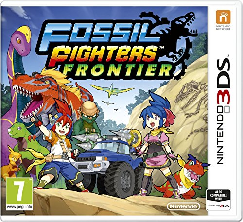 Fossil Fighters - 5
