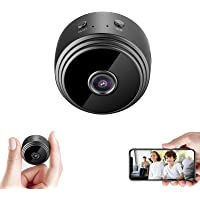 32GB Mini HD 1080P Wireless Hidden Camera,Home WiFi Remote Security Cameras,Smart Motion Detection ,Instant Push…